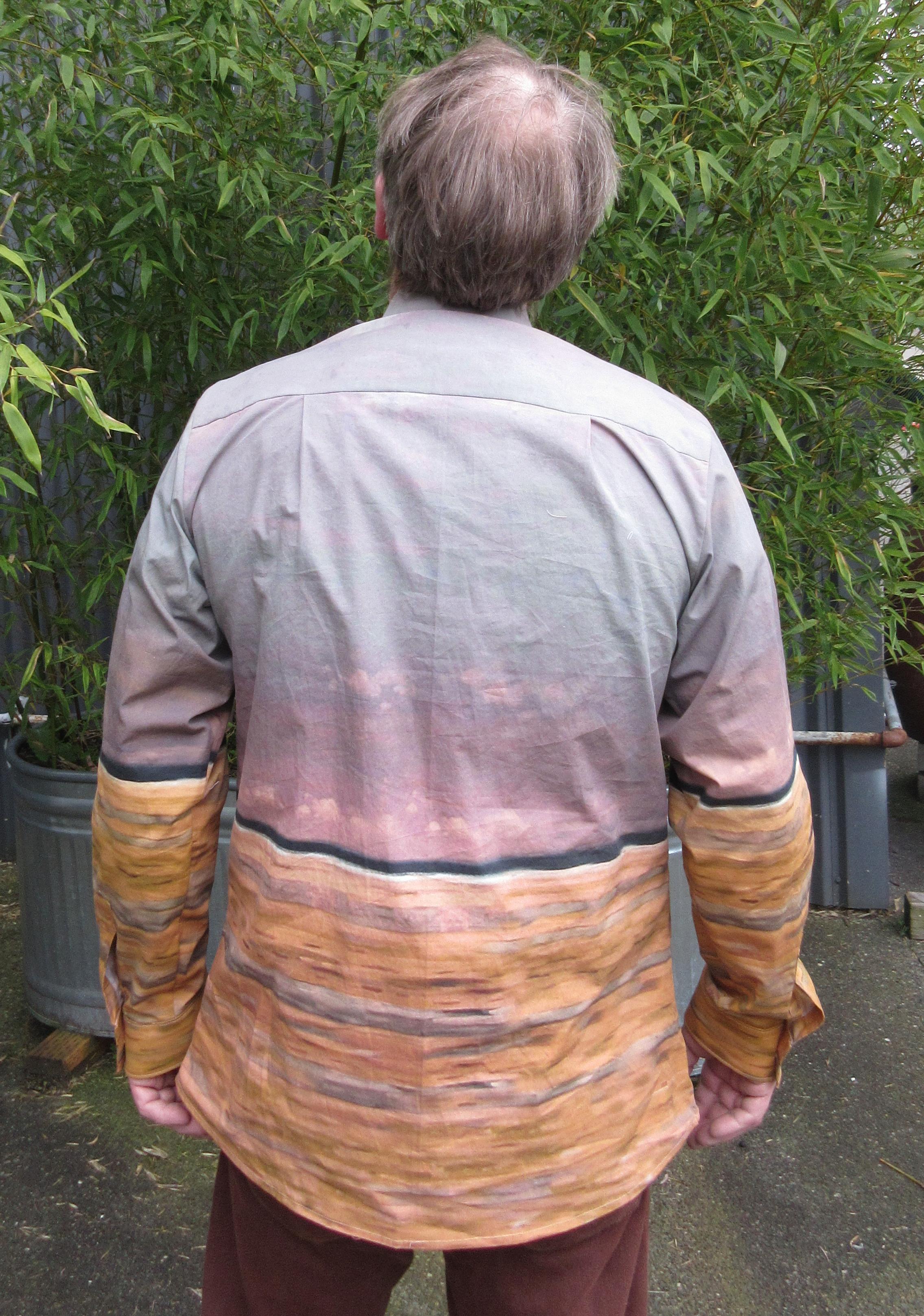 Backshirt